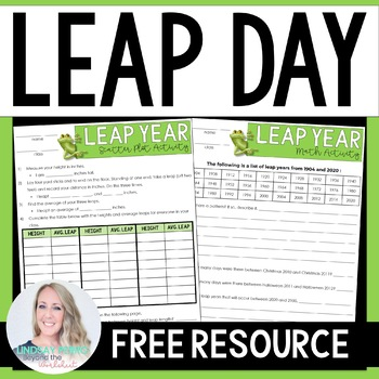 Leap Day Activities