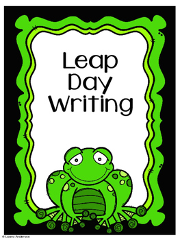 Leap Day Writing