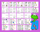 Leap Year Readers - 4 Reading Levels + Illustrated Vocab Cards
