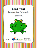 Leap Year Interactive Foldable Booklet