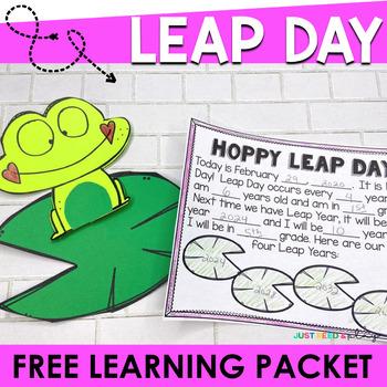 Leap Day Freebie