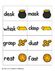 Leaping Leprechaun Phonics: Ending Blends Pack