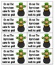 Leaping Leprechaun Sight Words! Bundle of Fry Lists 1-3