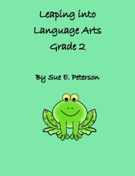 Leaping into Language Arts Grade 2