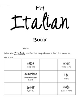 Learn Italian for Older Students