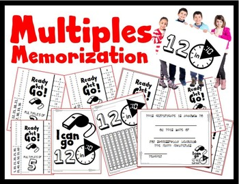 Learn Multiplication by Learning Multiples