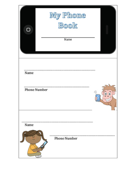 Learn Phone Number Phone Book