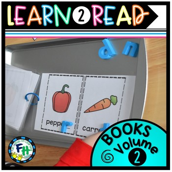 Learn To Read Books Vol. 2