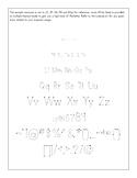 Learn Write Dash Font - Classroom Use License - Lifetime