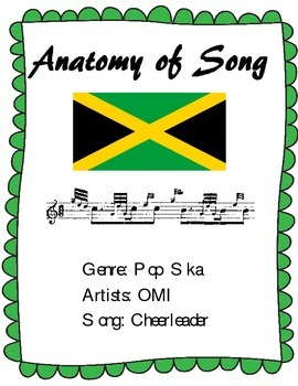 """Learn the Parts of a Song - Analysis of OMI's Hit Song """"Ch"""
