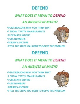 Learn to Defend Answers