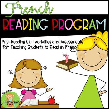 Learn to Read in French: A Compilation of Pre-Reading Skil