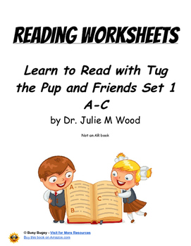 Learn to Read with Tug the Pup and Friends Set 1  Reading