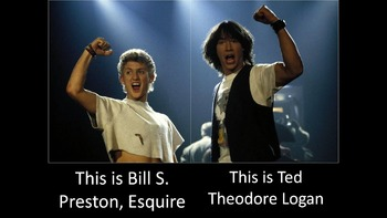 Learning About History with Bill and Ted
