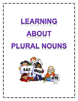 Learning About Plural Nouns (Canadian Version)