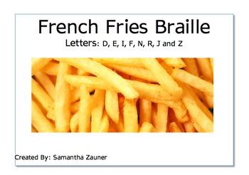 Learning Braille File Folder 3