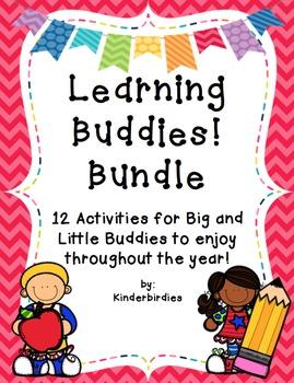 Learning Buddies Bundle!