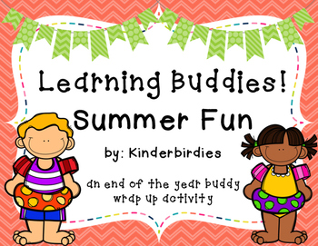 Learning Buddies: Summer Fun Wrap Up