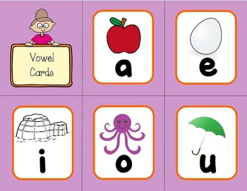 Learning Centers for Medial Vowels, Visualization, Initial
