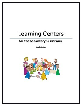Learning Centers for the Secondary Classroom
