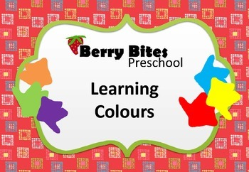 Learning Colours - activities, fact sheets and worksheets