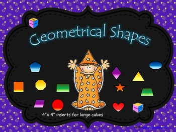 Learning Cube Geometrical Shapes and Colors