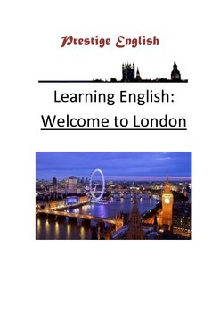 Learning English - Welcome To London