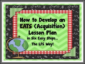 Learning Focused Schools EATS (Acquisition) Lesson Plan: A