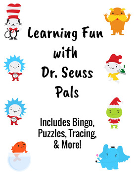 Learning Fun with Dr. Seuss Pals