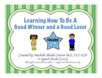 Learning How To Be A Good Winner and A Good Loser