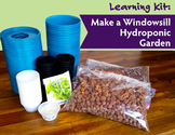 Learning Kit: Make a Windowsill Garden | Intro to Hydropon