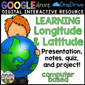 Learning Longitude and Latitude: Digital Interactive Resou
