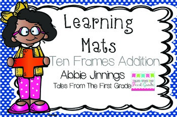 Learning Mats- Ten Frames Addition