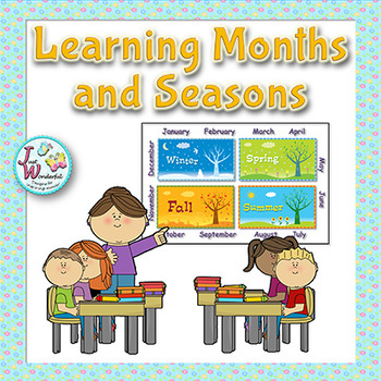 Seasons - Mini Unit - Posters and Activities