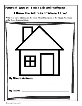 Learning My Address