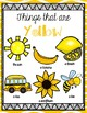 Learning My Colors {yellow}