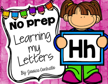 Learning My Letters H