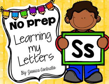 Learning My Letters S