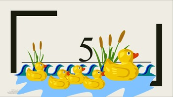 Learning Numbers 1-10 Practice Center ELL RTI GEI  Interve