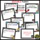 Learning Objectives Posters (EDITABLE) ~ Polka Dot B/W Print