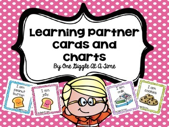 Learning Partner Cards and Charts
