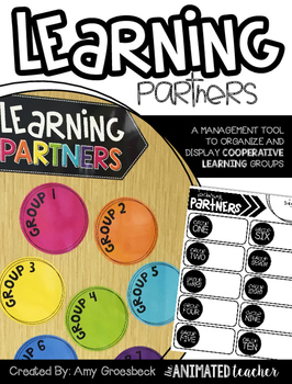 Learning Partners – Purposeful Cooperative Groups Bulletin