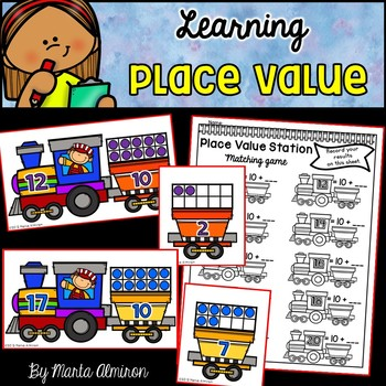 Learning Place Value - Composing and Decomposing Numbers I
