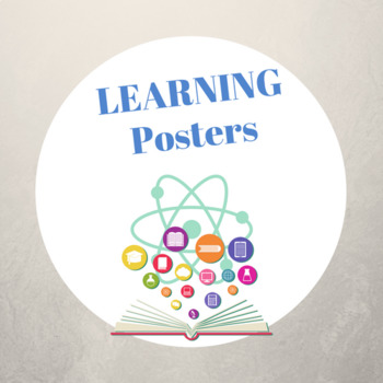 Learning Posters (8.5 x 11)