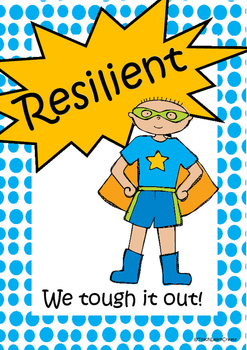 Learning Powers! Learner qualities that create super stude