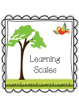 Learning Scales - Jungle Theme