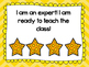 Learning Scales- Star Theme