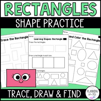 Learning Shapes: Rectangle
