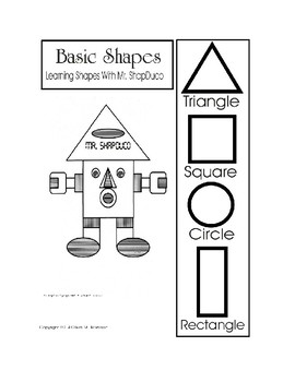 Learning Shapes With Mr. ShapDuco