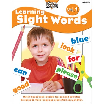 Learning Sight Words, vol. 1